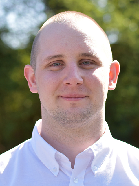 Aaron Hatcher - Engineering Projects Manager