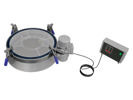Sievmaster Ultraschall-Siebabreinigungssystem