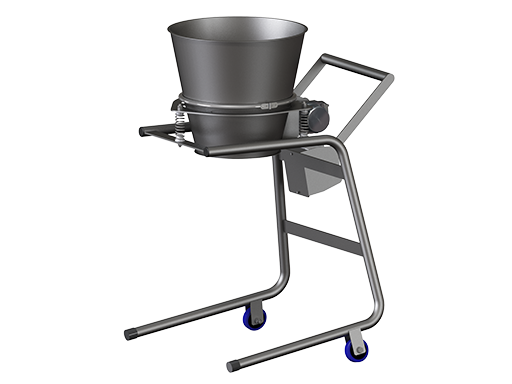 SM500 Mobile Small Batch Sieve