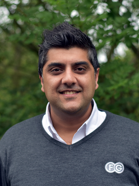 Rehan Tariq - Technical Sales Engineer