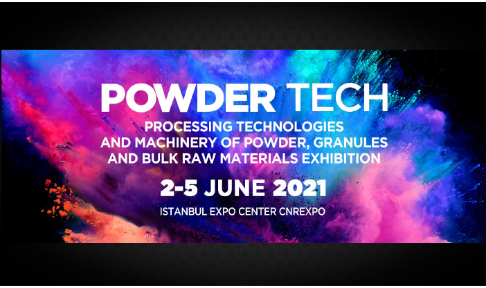 Powder Tech Expo, Istanbul 2021